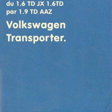 Remplacement JX 1.6TD par AAZ 1.9 TD – 0001